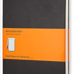 NWT Moleskine Classic Notebook, Hard Cover, Large